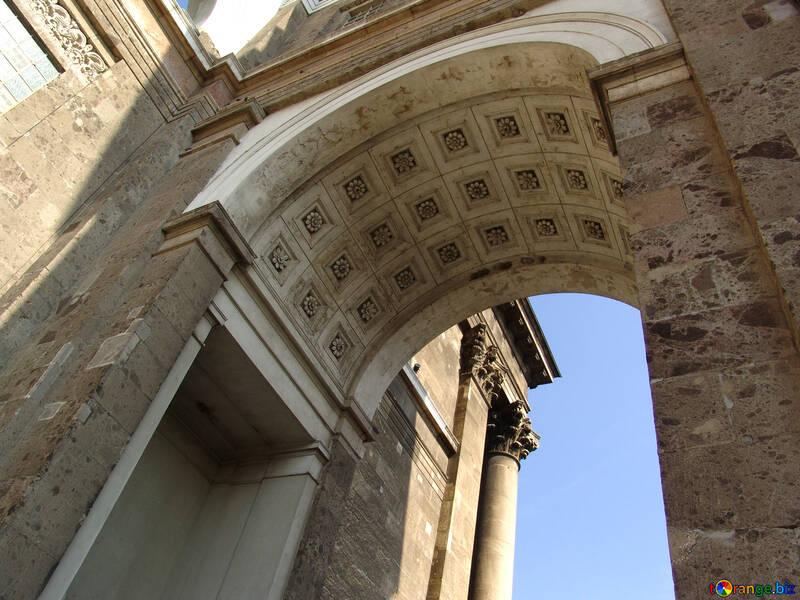 Antique arch №31839