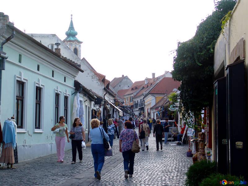 Szentendre Street-souvenirs №31782