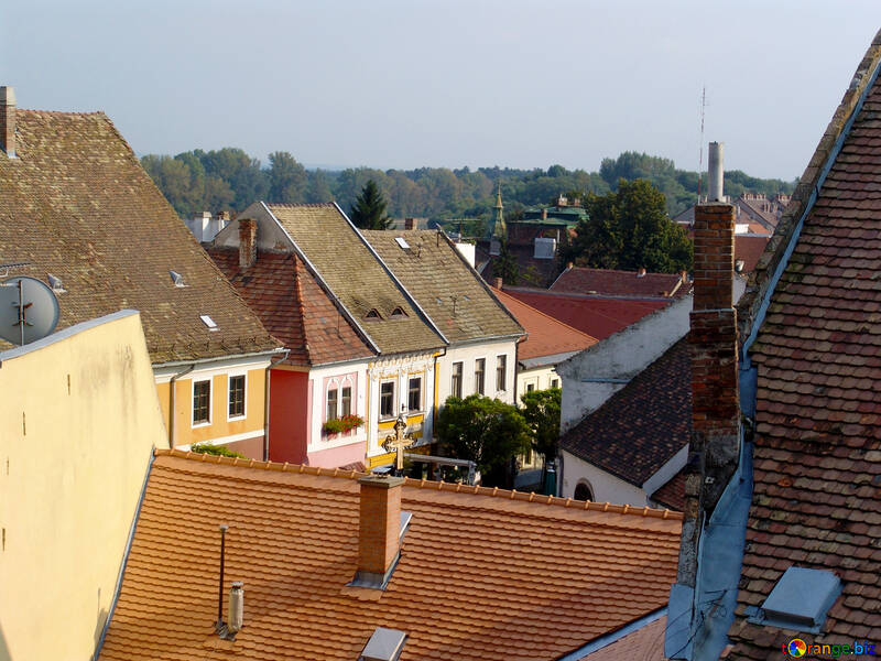 Vecchio tetto №31765