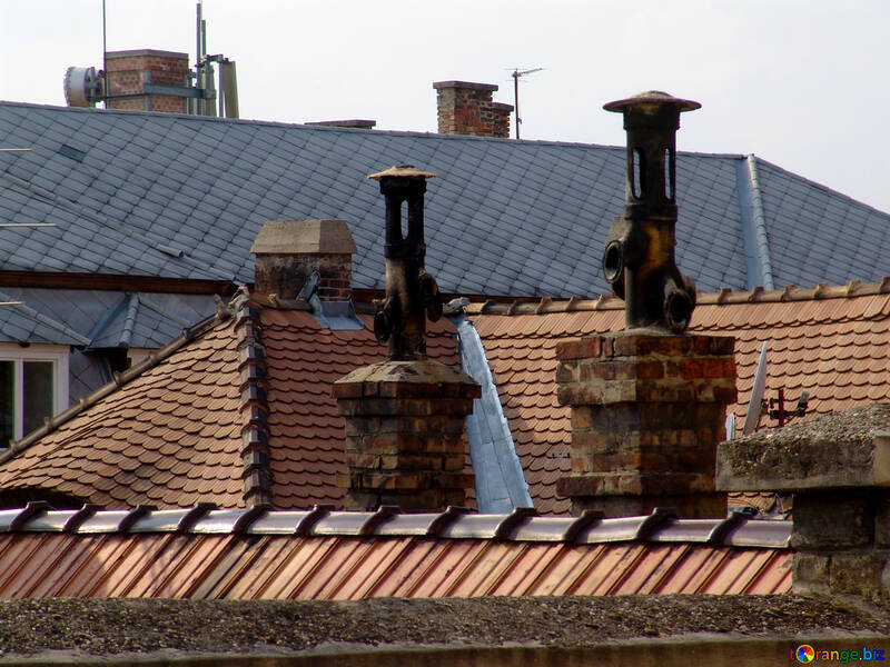 Old chimneys №31770