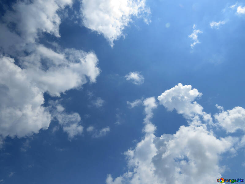 Небо с облаками №31598