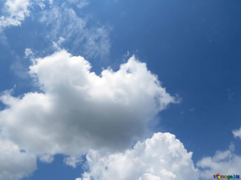 Cloudy sky №31603