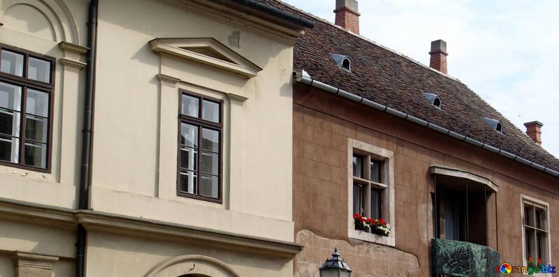 Vintage ungherese e finestre №31963