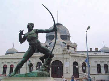 Archer-Ungarn-Budapest №32050