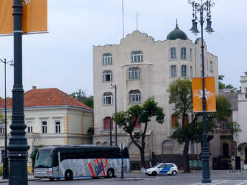Tourist bus №32069