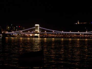 Budapest Bridge №32091