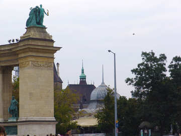 Monuments in Budapest №32062