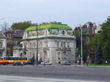 Transport in the cities of Hungary №32052