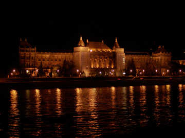 Budapest by night №32081