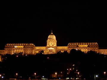 Budapest by night №32089