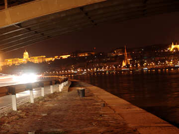 Embankment of Budapest №32092