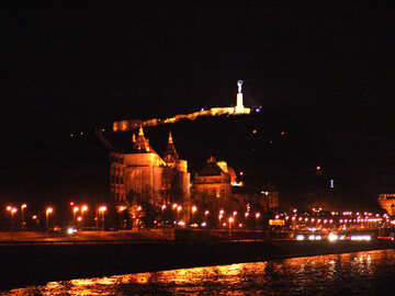 Evening in Budapest №32083