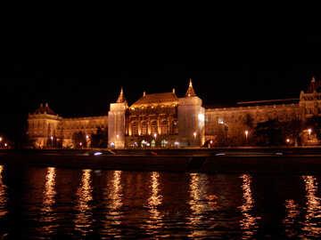 Night tour of Budapest №32086