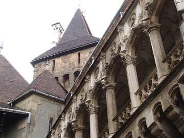 Alte Festung in Ungarn №32028