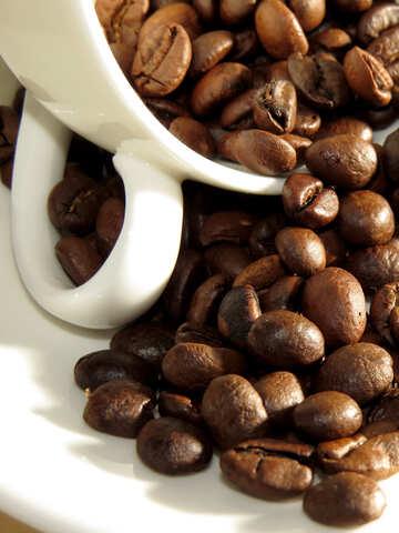 Schwarzer Kaffee №32283