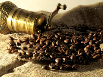 L`oro caffè №32253