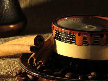 Brewing coffee №32233