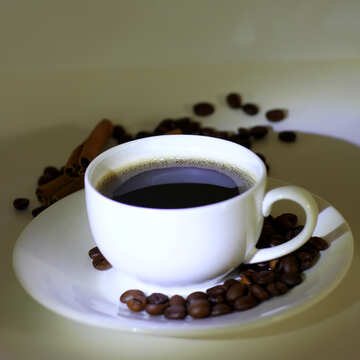 Drink coffee №32173