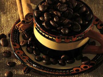 Gewürzte Kaffee №32237