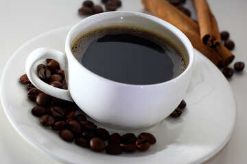 Hot coffee №32168