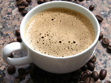 Morning coffee №32216