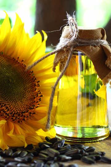 Sunflower oil №32730