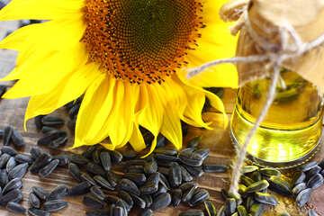 Fresh sunflower oil №32736