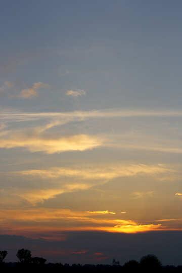 Sonnenuntergang №32422