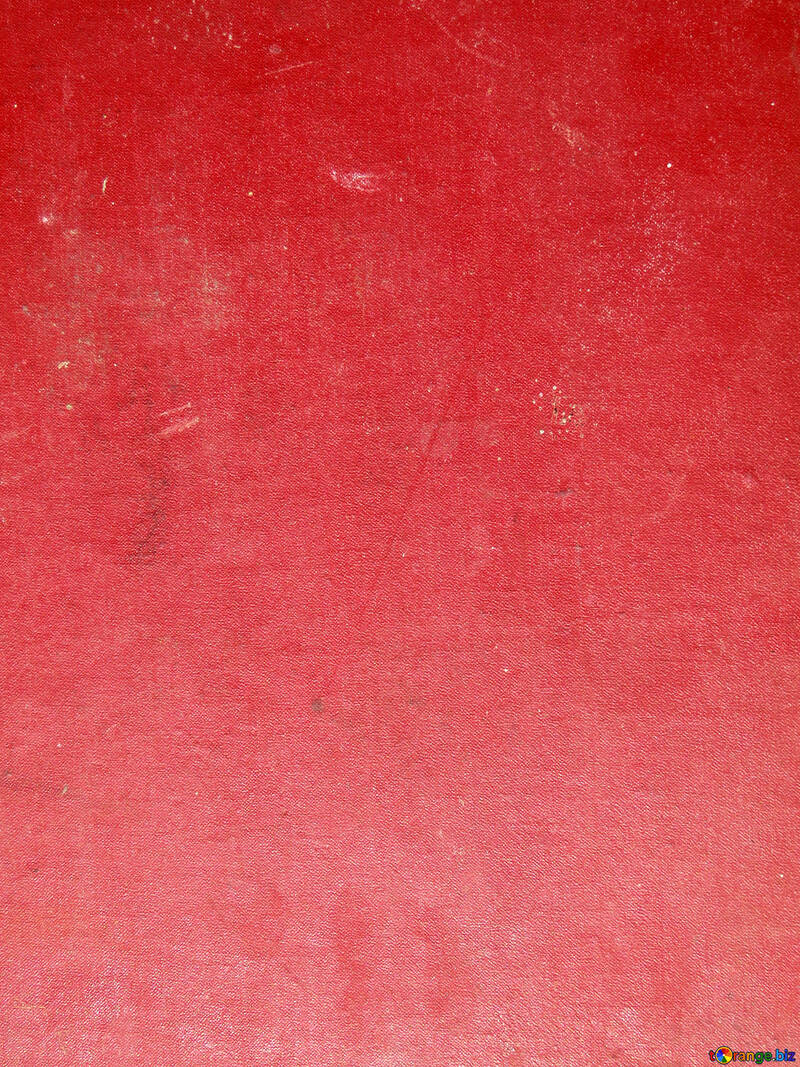 The texture of the old red folder №32998