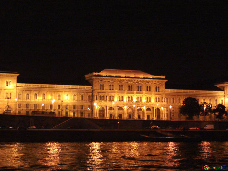 Budapest by night №32087