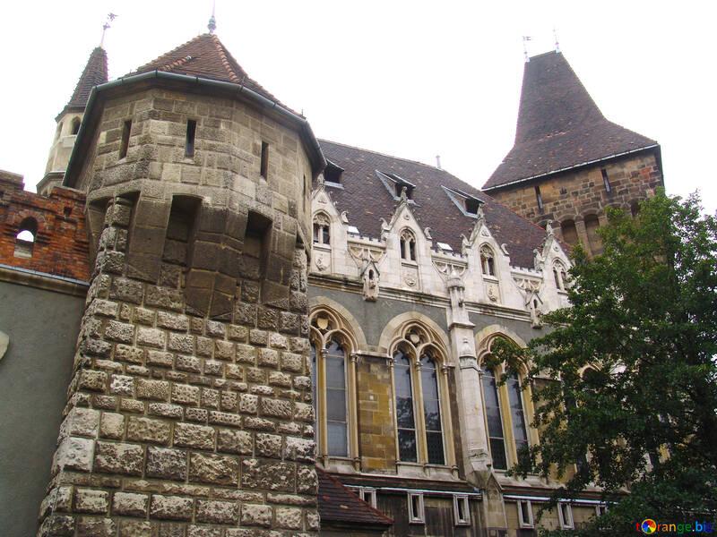 Il tetto del castello №32038