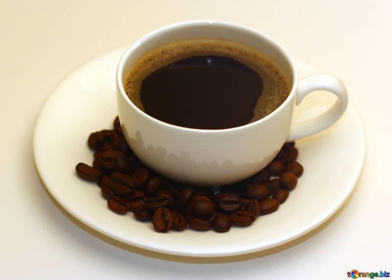 在杯中的咖啡 №32180