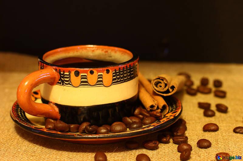 杯咖啡 №32195