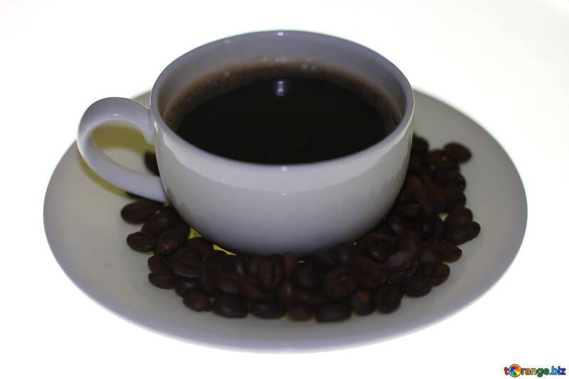 咖啡的图形杯 №32457