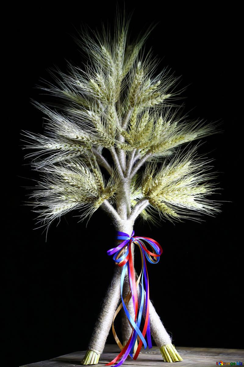 Didukh-symbol of the harvest №32358