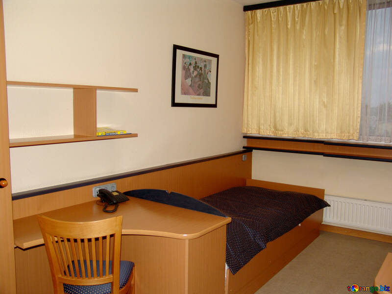A room in cheap hotel №32098