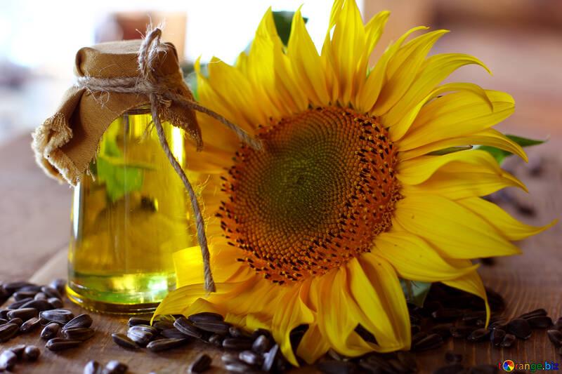 Crude sunflower oil unrefined №32723
