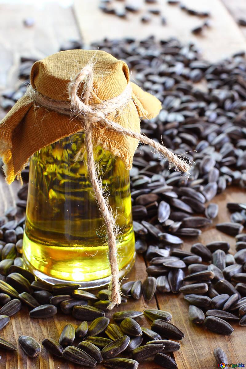 Vegetable oil №32709