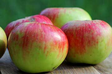 Fresh apples №33582