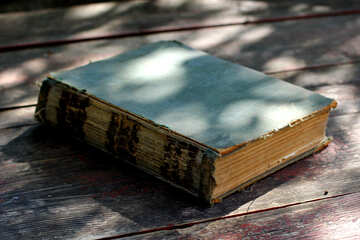 Old book №33974