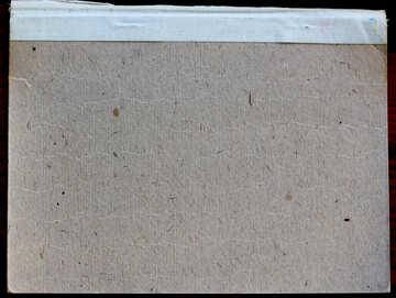 Die Textur der Pappe №33523