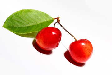 Separately, two cherries №33193