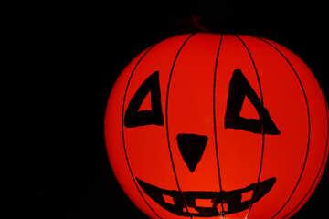 Billet background invitation to Halloween party. №33632