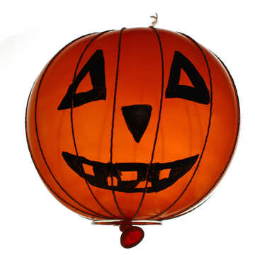 The idea of children`s crafts for Halloween №33638
