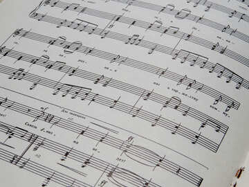 Music Book №33029