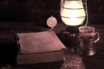 An ancient book №33917