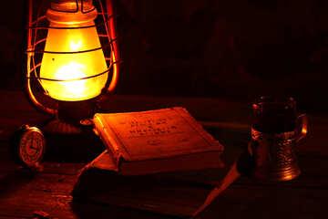 The book follows the adventures of №33922