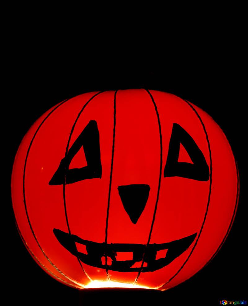 Halloween en fondo negro №33633