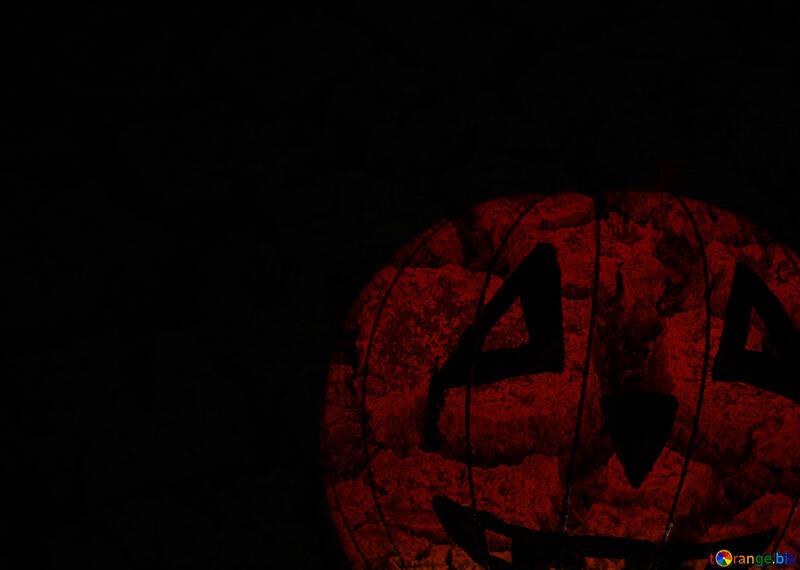 Tarjeta de felicitación de Halloween №33626
