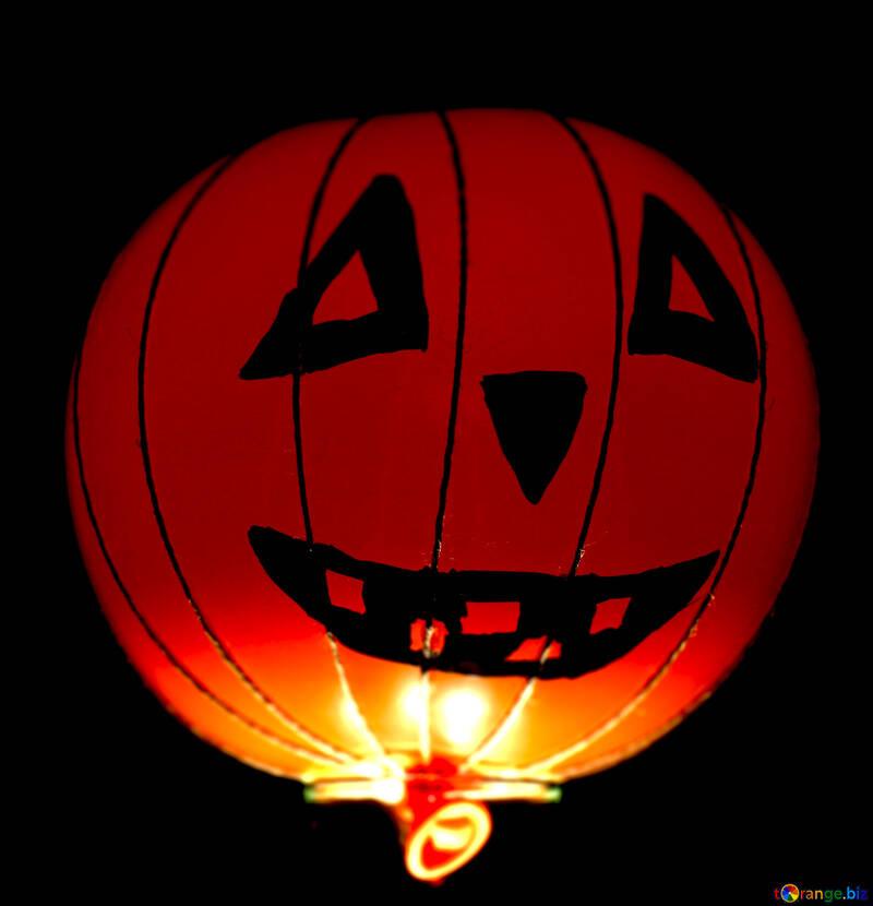 Halloween. Children`s crafts. №33634